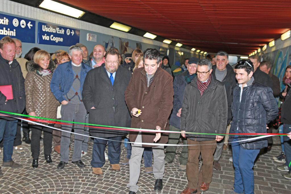 Imola - Noi Giovani - Progetto Restart - Stazione Treni Imola